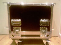 flight case heavy duty suitable for fender hot rod amp