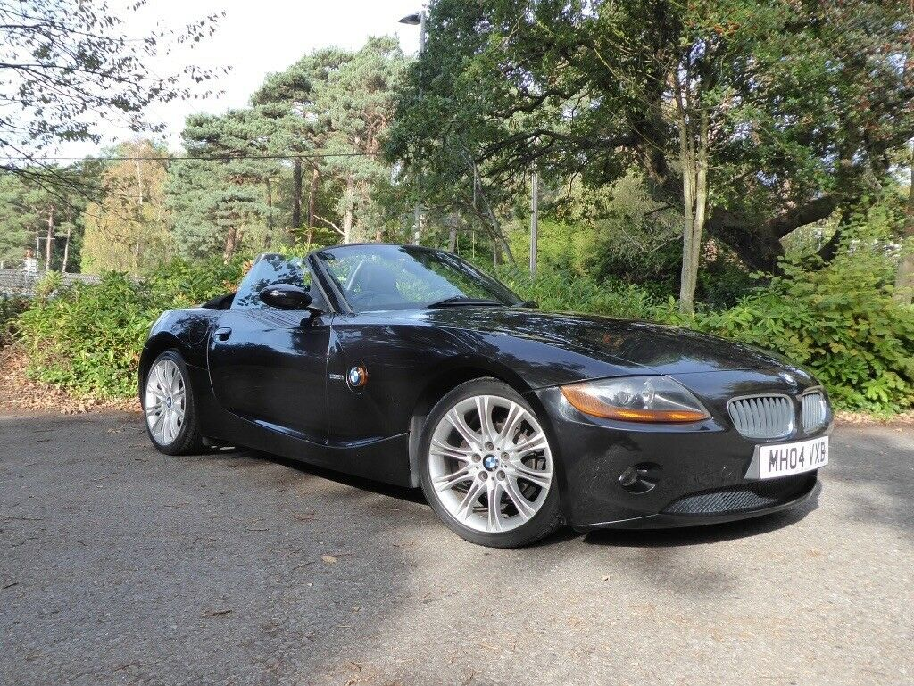2004 Bmw Z4 22i Roadster In Wimborne Dorset Gumtree