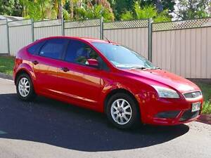 2007 Ford Focus Manual Hatchback Redwood Park Tea Tree Gully Area Preview