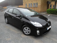 PCO CARS FOR HIRE / RENT / UBER READY / TOYOTA PRIUS (2012) 61 PLATE / FULL LEATHER - CALL MOHAMMED