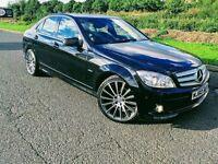 2010 Mercedes C250 CDI SPORT AUTO ****FINANCE ONLY £47 A WEEK****