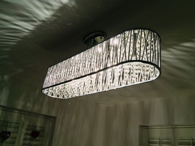 Crystal Lights X 3 John Lewis In Trumpington Cambridgeshire Gumtree