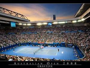 Tickets for the 2017 Australian Open Tennis - Melbourne Canberra City North Canberra Preview