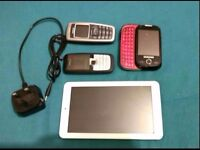 Mobile And Tablet