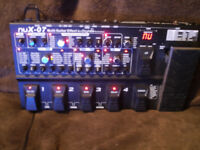 NUX07 GUITAR EFFECTS PROCESSOR