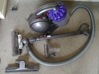 Dyson dc 39 animal hoover.