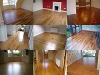 Floor Sander, Floor Sanding, Gap filling, Repairs Staining etc. Engineered floors also resurfaced