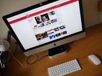 Apple iMac 27 inch (Mid 2015 - Retina 5K - 24GB Ram + Lots of Extras)