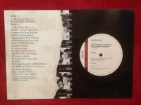 Freedom A5 Handmade Vinyl Notebook