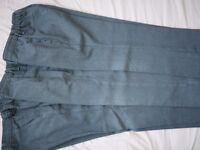 M&S slim fit school trousers Size 7 years 122cm