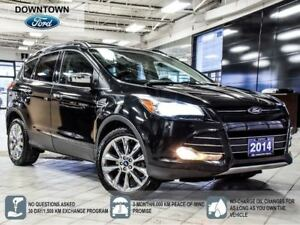 2014 Ford Escape SE, Pano Roof, Chrome Pack, Bluetooth, Tow Pack