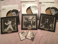 Royal Doulton Elvis plaques