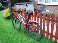 Mans Mountain Bike For sale good condition 2 new tyres