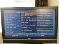 """Sony Bravia 40"""" LCD Digital TV - KDL-40V2500"""