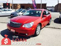 2010 Chrysler Sebring LIMITED * LEATHER * POWER ROOF