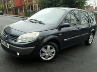 RENAULT G-SCENIC 7SEATER 1.6 PETROL 12 MONTHS MOT 2 OWNERS