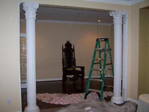 decorative column, pillar on sale