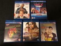 5 Comedy Films Guaranteed to Make or Not Make You Laugh (Delete as Appropriate). All on Blu-Ray