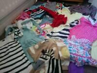 Large bundle Girl's clothing 12-18 months