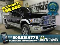2014 Ram 2500 Laramie Dealer Demo - 56 KMs