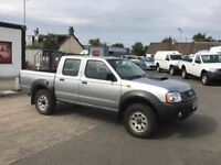 09 Nissan NP300 Double Cab Pick Up 2.5 TD