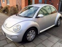 Volkswagen Beetle 2003 Diesel, Drives Perfect and Looks Great for the year.