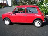 Classic Mini Wanted