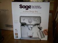 Sage Duo Temp Pro Espresso Machine [3 year warranty]