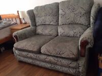 Free Jade Green Sofa in Great Condition | ASAP