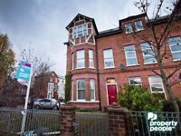 To Let 2,344 Antrim Road Belfast - £500 pcm - 2 bedroom 1st floor apt - available immediately