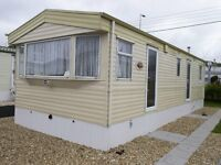 Pre-owned ABI Arizona Static Caravan, 32x12ft, Sited at Purn Holiday Park near Weston super Mare