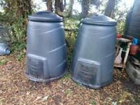 Blackwall Compost Bin