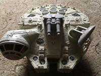 Hasbro Millennium falcon with electronic sound