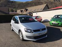 Volkswagen Polo 1.2 S 3dr (a/c)*ONE OWNER FROM NEW*12 MONTHS MOT INCLUDED*