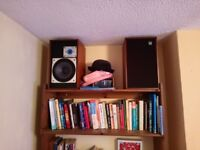 wharfedale 70s teak speakers