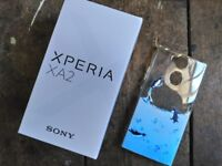 Unlocked Sony XA2 Black 32GB 3GB RAM. Immaculate condition. Case. Screen protector .