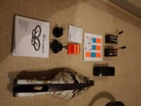 Parrot AR.Drone 2.0 Elite Edition Drone + free GPS + extra battery