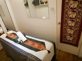 Special offer £39 for 30 mins Hot Stone + 30 mins Deep tissue massage by professional Thai therapist