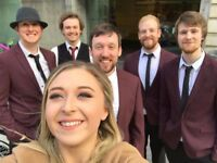 The Retrobates Wedding and Functions Band