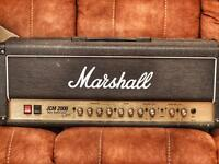 Marshall DSL 100w valve amp