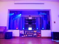 Professional Dj For Hire ,Corporate and Private Events/Birthday Party