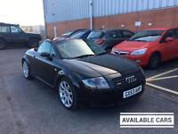 MID MONTH SALE 2003 Audi TT 1,8 litre 3dr convertible 1 owner FSH