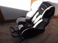 Recaro Polaric Isofix Rear Facing Child Car Seat - VERY SAFE up to 18kg / 4 years