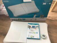 WiiFit U - Wii Balance Board & Fit Meter Set including Game disc
