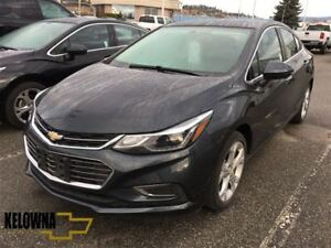 2017 Chevrolet Cruze Premier Auto | Awaiting Reconditioning