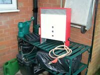 Calor Gas Greenhouse Heater