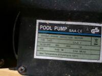 Pool/ Pond Pump (External)