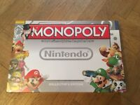Brand New German Monopoly Board Game (Nintendo)