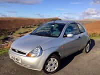 Ford KA 1.3 *Low Mileage Under 44,000* 12 Months MOT