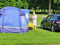 Berghaus Air 4 Tent.